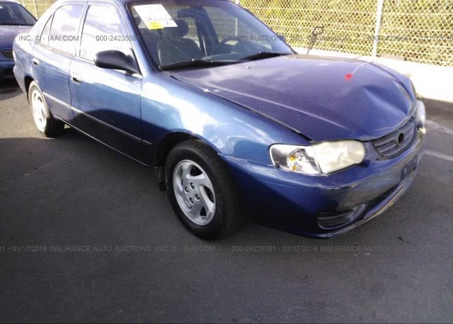 Inventory #150815088 2002 Toyota COROLLA