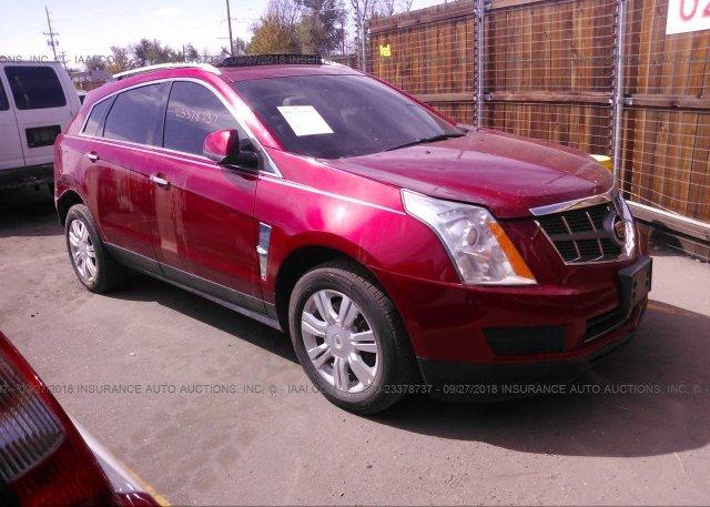 Inventory #536087397 2012 Cadillac SRX