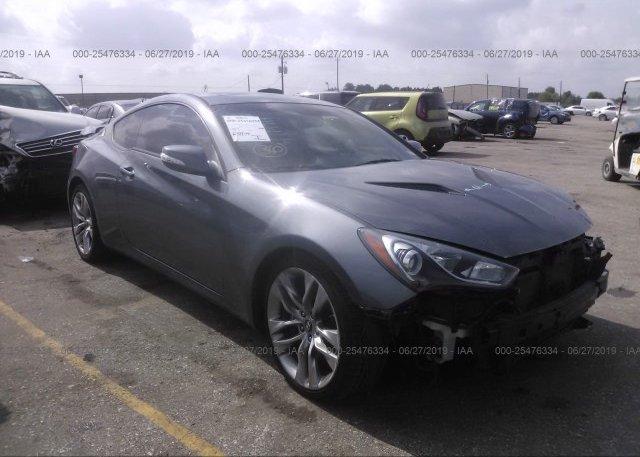 Inventory #837368239 2015 Hyundai GENESIS COUPE