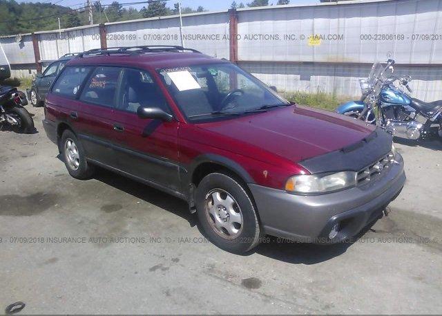 Inventory #131308744 1996 Subaru LEGACY
