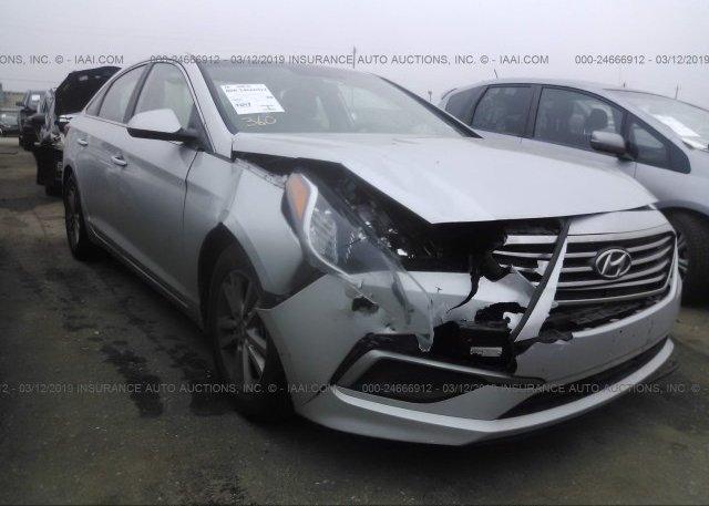 Inventory #665314029 2016 Hyundai SONATA