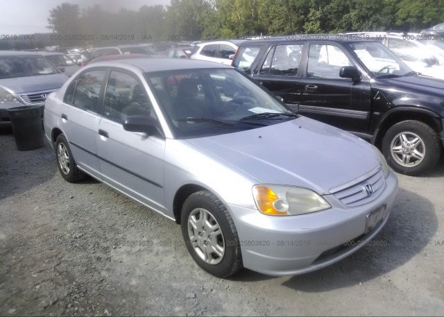 Inventory #759643881 2002 Honda CIVIC