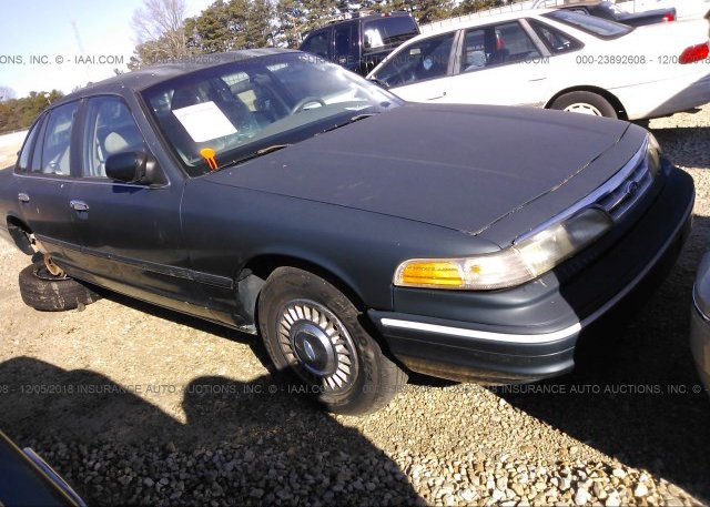 Inventory #233308985 1997 FORD CROWN VICTORIA