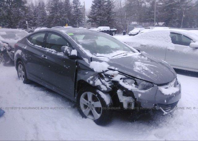 Inventory #447691731 2013 Hyundai ELANTRA