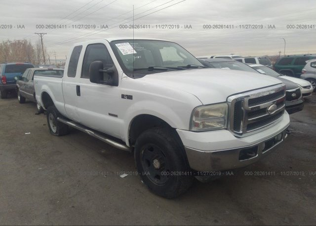 Inventory #586990137 2007 FORD F350