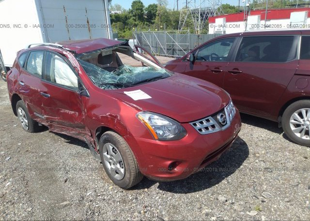 Inventory #802983346 2014 Nissan ROGUE SELECT