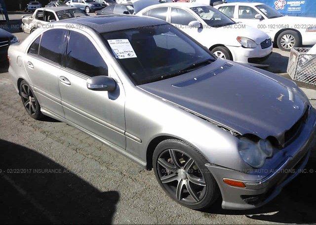 Inventory #447585350 2005 Mercedes-benz C