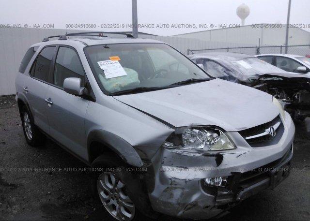 Inventory #700984780 2003 Acura MDX