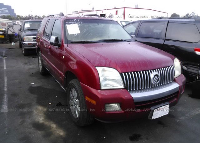 Inventory #668626397 2006 Mercury MOUNTAINEER