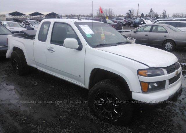 Inventory #903420178 2009 Chevrolet COLORADO
