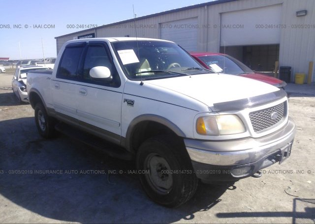 Inventory #236919255 2001 FORD F150