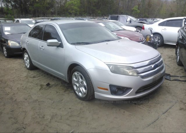 Inventory #621755642 2010 FORD FUSION