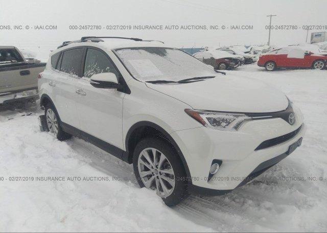 Inventory #748931397 2017 Toyota RAV4