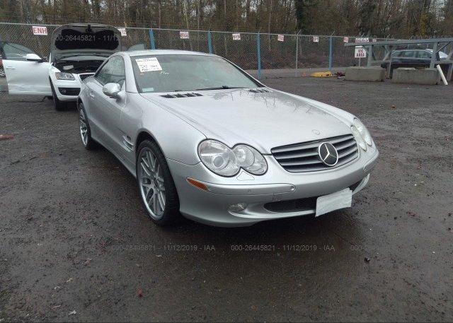 Inventory #576890261 2003 Mercedes-benz SL