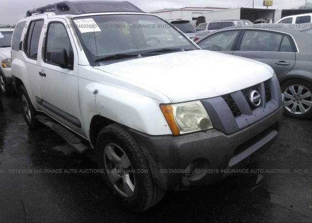 Inventory #801381317 2007 Nissan XTERRA