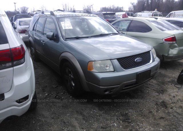 Inventory #444904011 2005 FORD FREESTYLE
