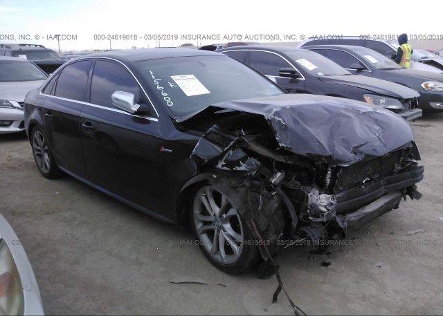 Inventory #821697523 2012 AUDI S4