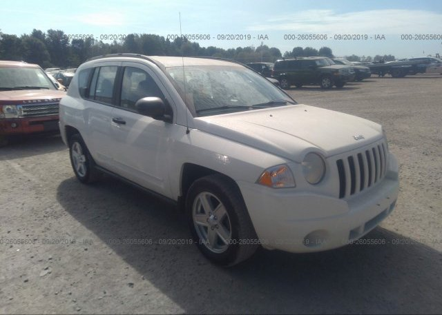 Inventory #543676002 2009 JEEP COMPASS