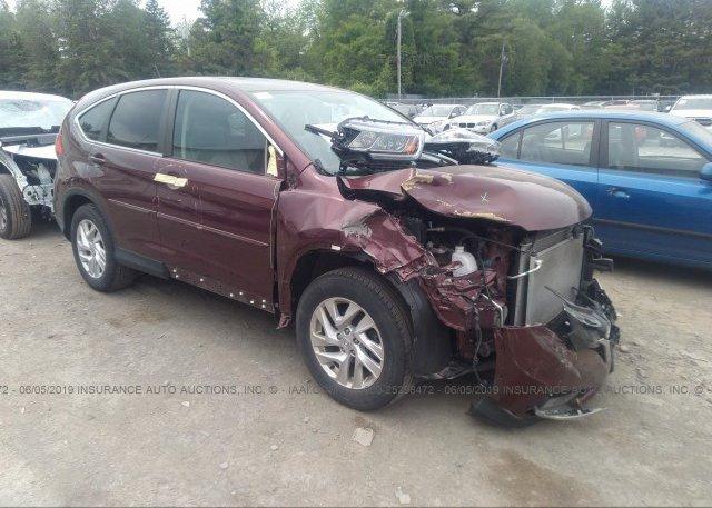 Inventory #650936372 2015 Honda CR-V