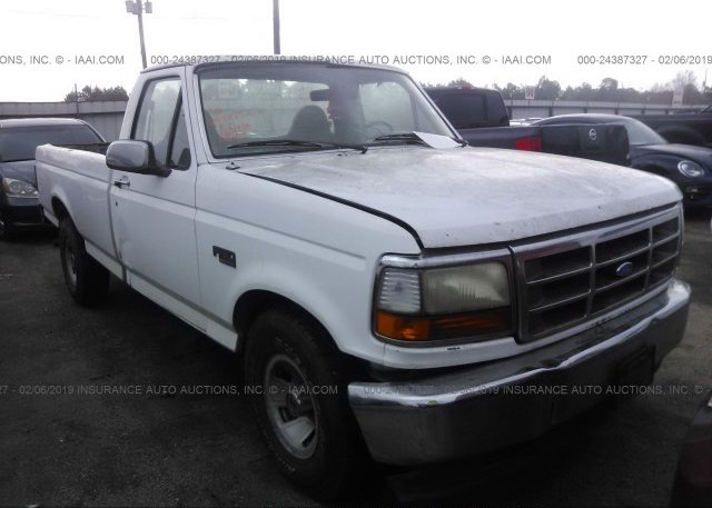 Inventory #202003394 1996 FORD F150