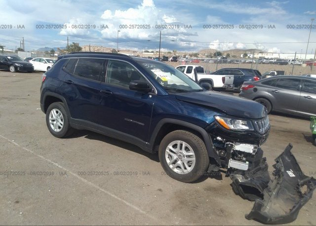 Inventory #138779283 2019 JEEP COMPASS