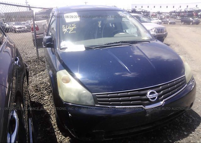 Inventory #604886580 2007 Nissan QUEST
