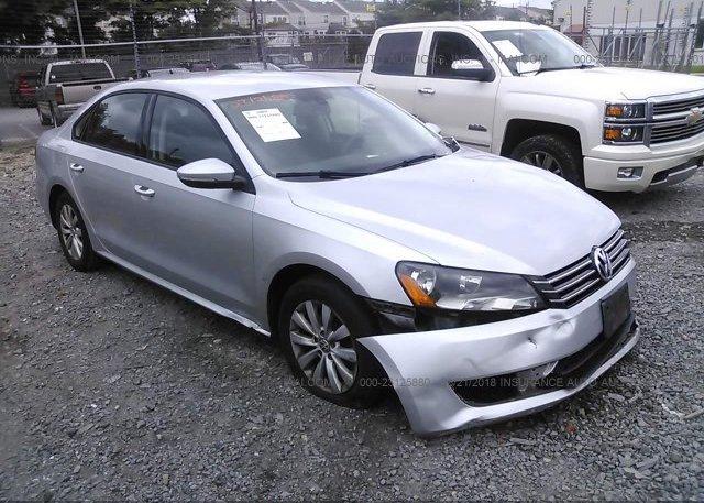 Inventory #876365403 2012 Volkswagen PASSAT
