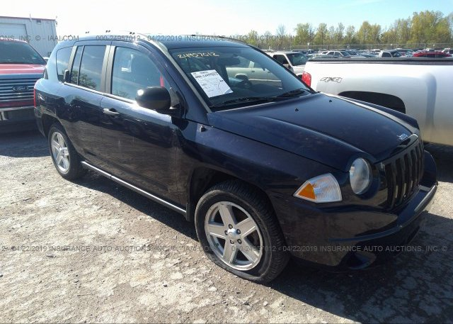 Inventory #516569887 2010 JEEP COMPASS