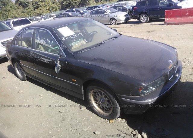 Inventory #797038288 2000 BMW 528