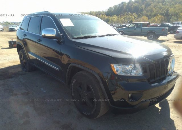 Inventory #504089253 2011 JEEP GRAND CHEROKEE