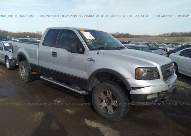Inventory #739435566 2004 FORD F150