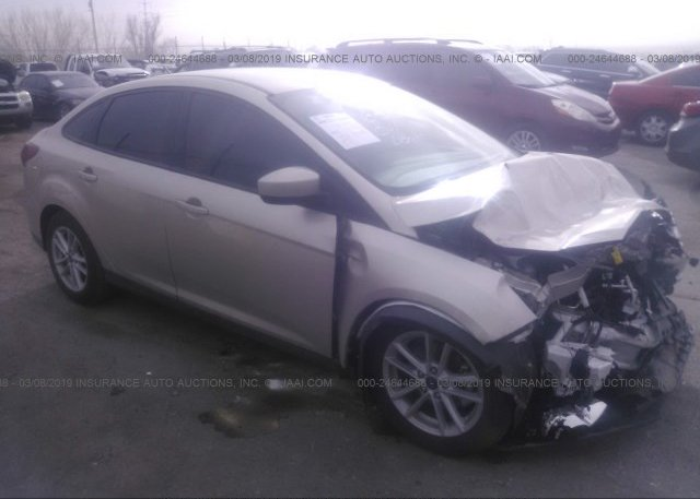 Inventory #186026028 2018 FORD FOCUS