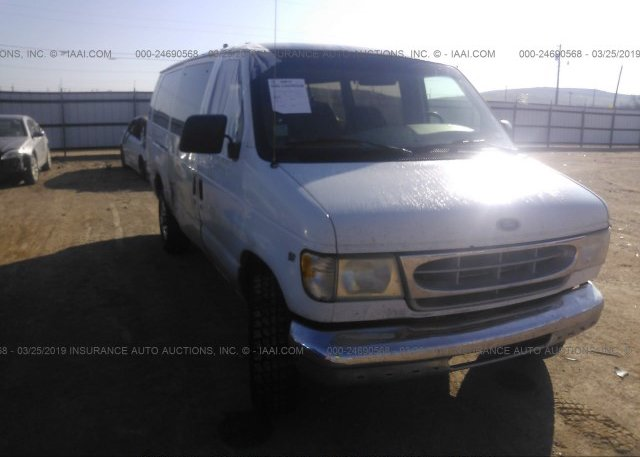 Inventory #158837580 1997 FORD ECONOLINE
