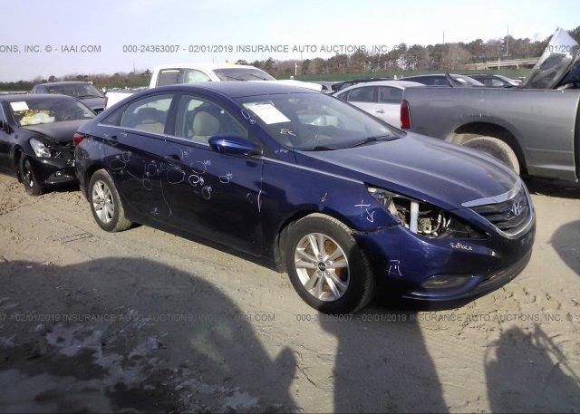Inventory #976947551 2011 Hyundai SONATA