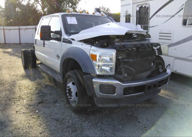 Inventory #373578717 2012 FORD F550 CREWCAB