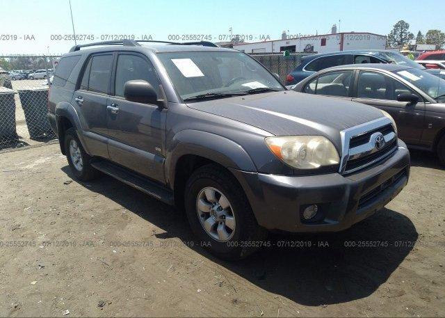 Inventory #354439370 2007 Toyota 4RUNNER