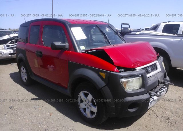 Inventory #322526623 2005 Honda ELEMENT