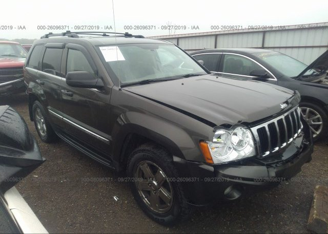 Inventory #373996772 2006 JEEP GRAND CHEROKEE