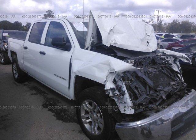 Inventory #249602790 2014 Chevrolet SILVERADO