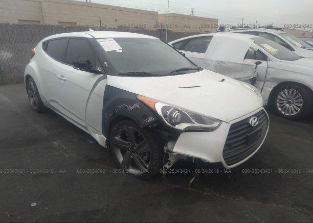 Inventory #932948884 2015 Hyundai VELOSTER