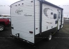 2016 COACHMEN OTHER -  rear view