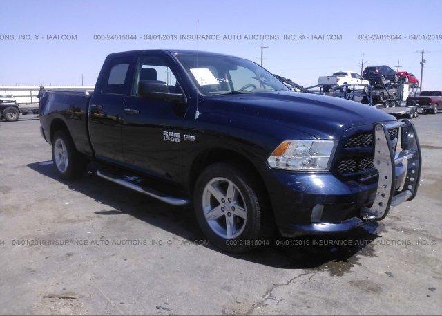 Inventory #825982197 2013 RAM 1500