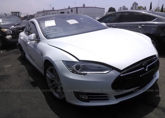 Inventory #669276802 2016 Tesla MODEL S