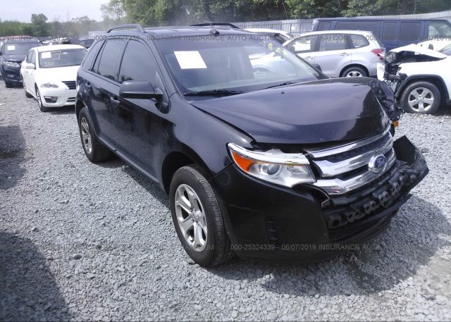 Inventory #560519203 2014 FORD EDGE