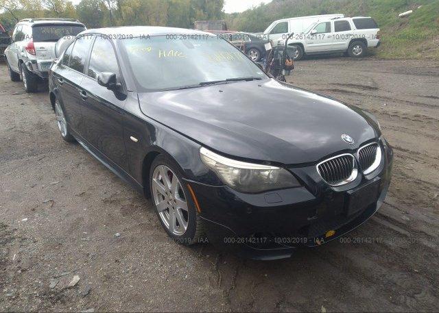 Inventory #840996181 2008 BMW 550