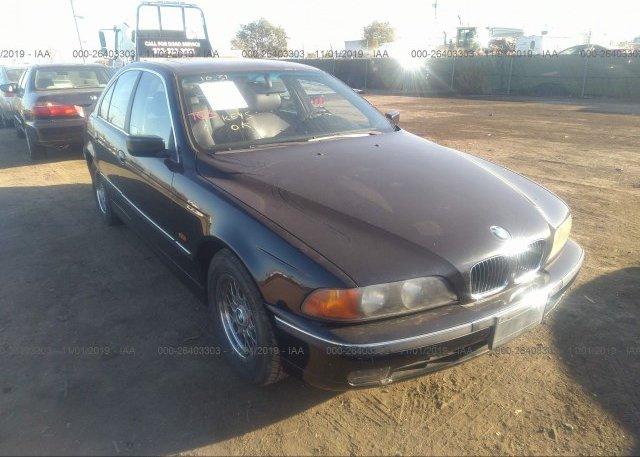 Inventory #795675468 1997 BMW 528