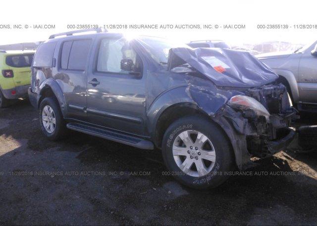Inventory #726449096 2007 Nissan PATHFINDER