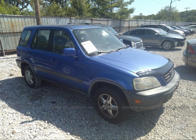 Inventory #285776834 2001 Honda CR-V