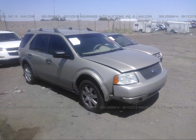 Inventory #807731856 2006 FORD FREESTYLE