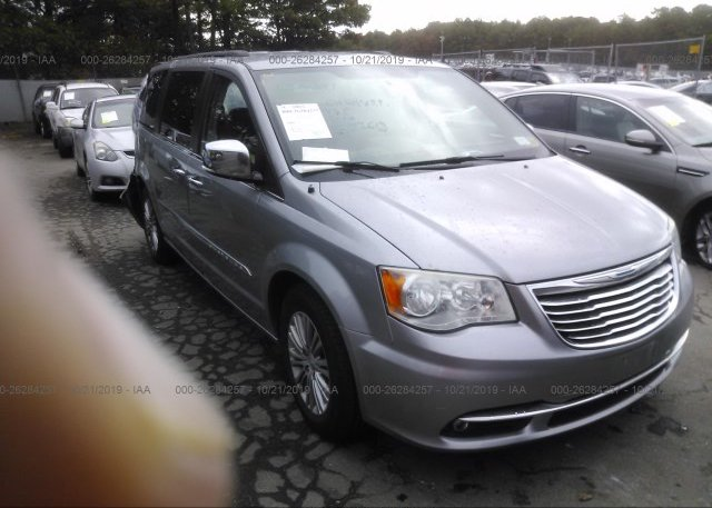 Inventory #591893894 2013 Chrysler TOWN & COUNTRY
